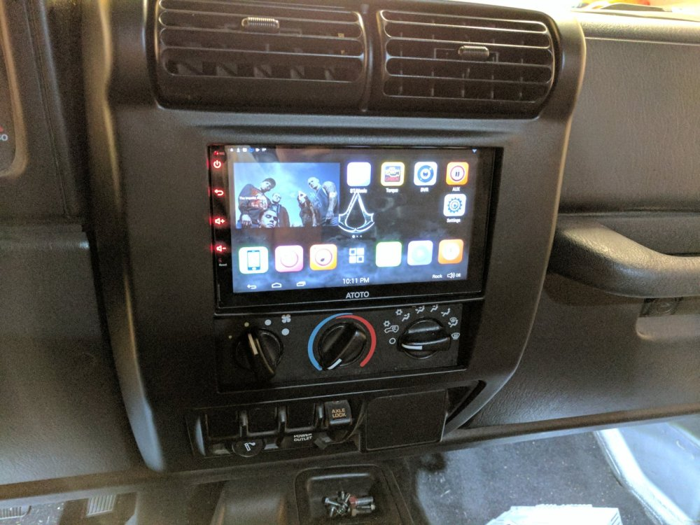 medium resolution of img 20170810 221103 jpg double din install jeep wrangler