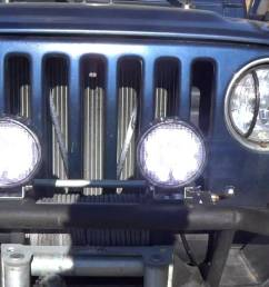 led fog lights jeep wrangler tj forum 2002 jeep wrangler wiring diagram jeep tj fog [ 1280 x 720 Pixel ]
