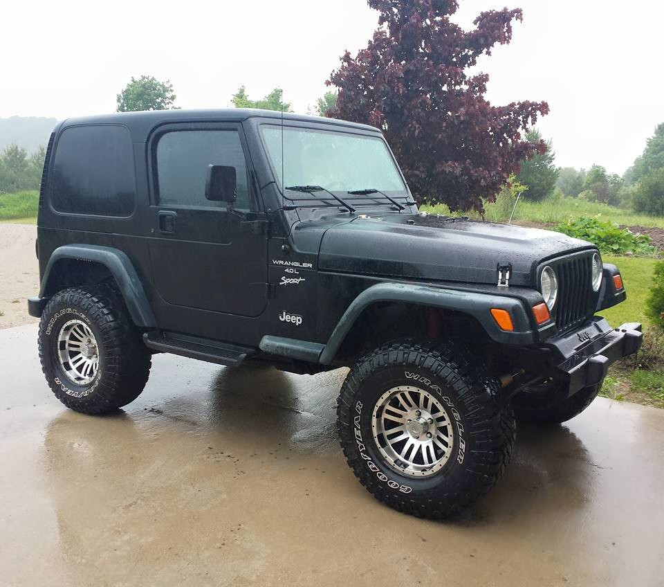 hight resolution of  2015 jeep wrangler sport dirty dan s 2000 jeep wrangler sport