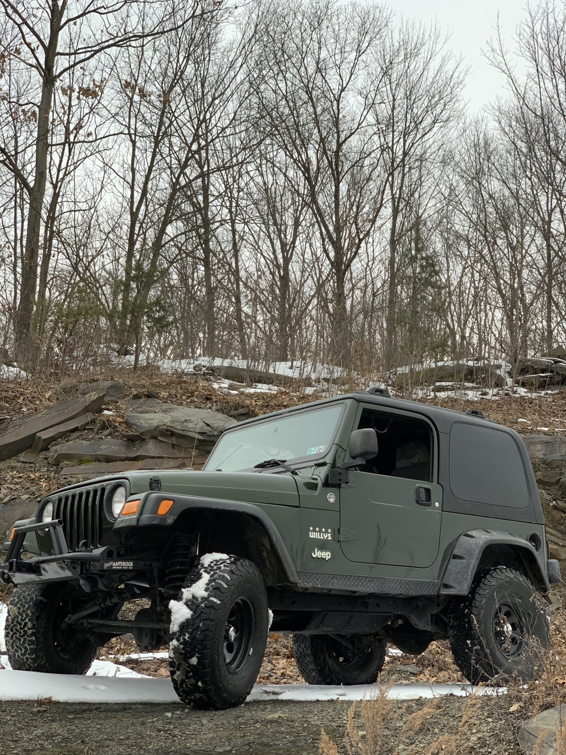 Forest Green Jeep : forest, green, Accent, Color?, Wrangler, Forum