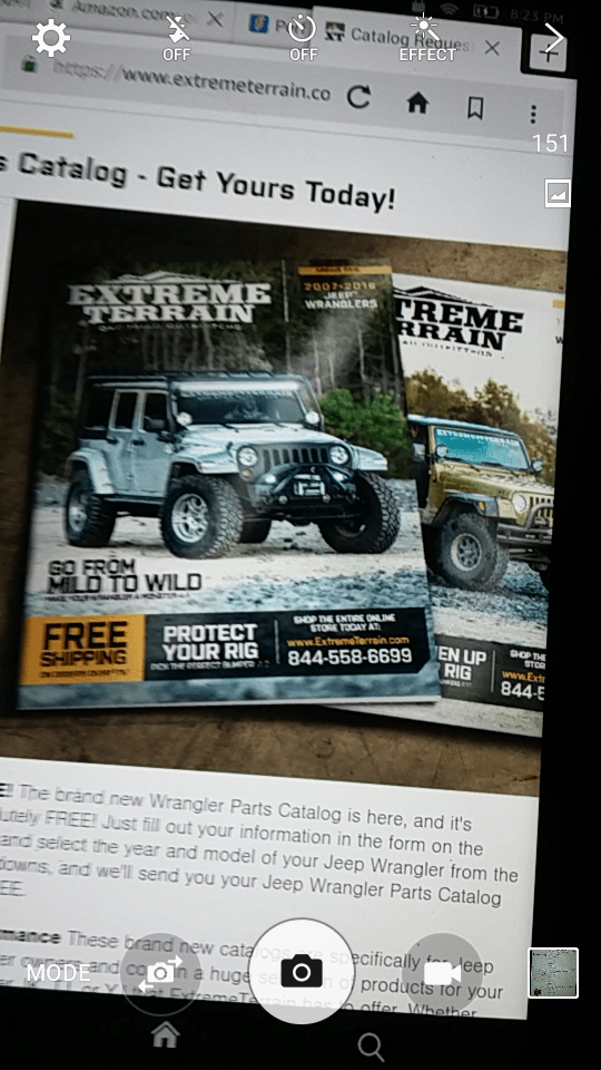 Jeep Parts Magazine : parts, magazine, Extreme, Terrain, Parts, Magazine, Wrangler, Forum