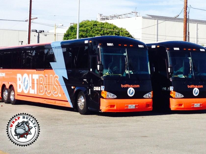 Los Angeles Public Transportation Bus Wrap
