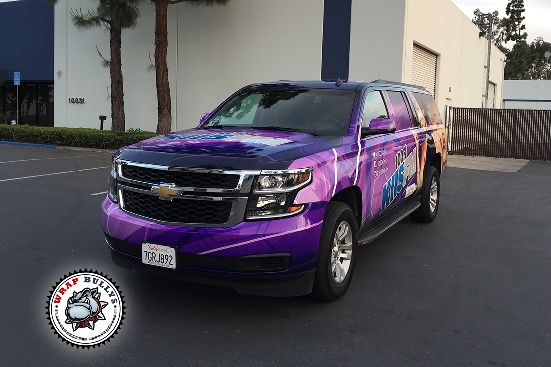 Custom Design, Print, Install, Vehicle Wrap. Call today for pricing.