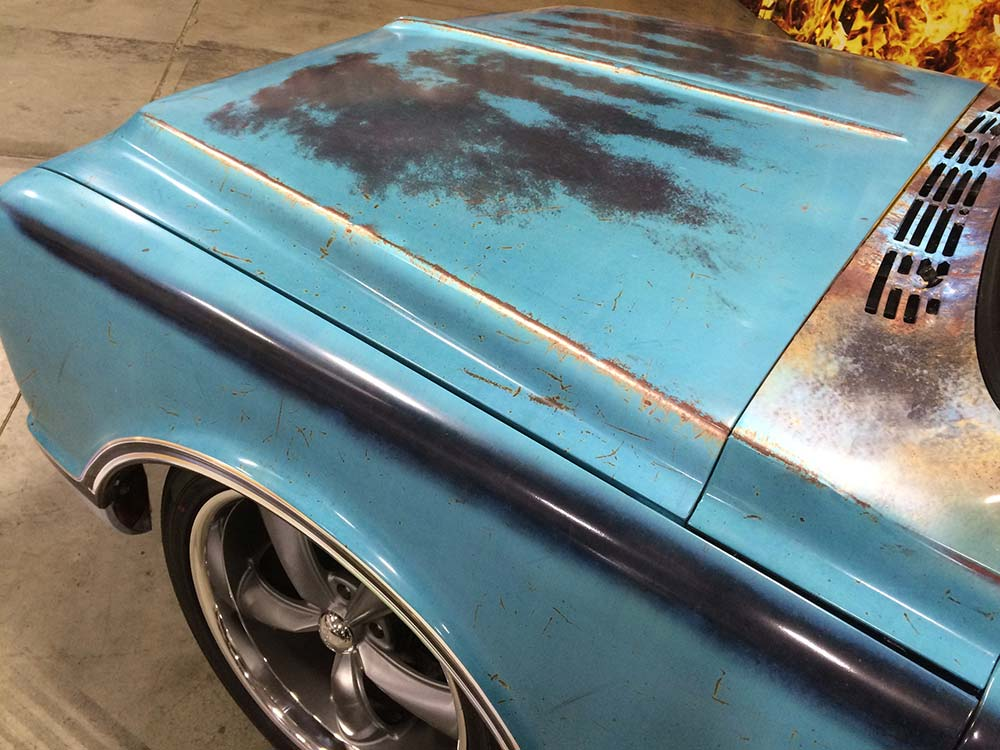 Patina 67 C10 Rust Wrap Wrapfolio