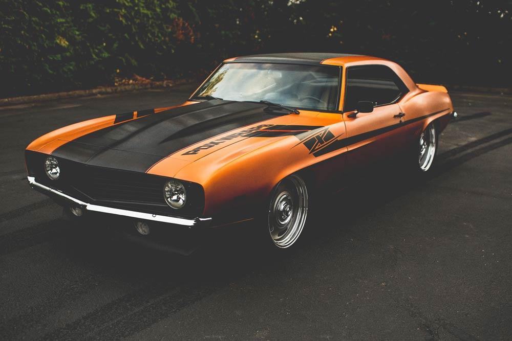 Classic Car Wraps Wrapfolio