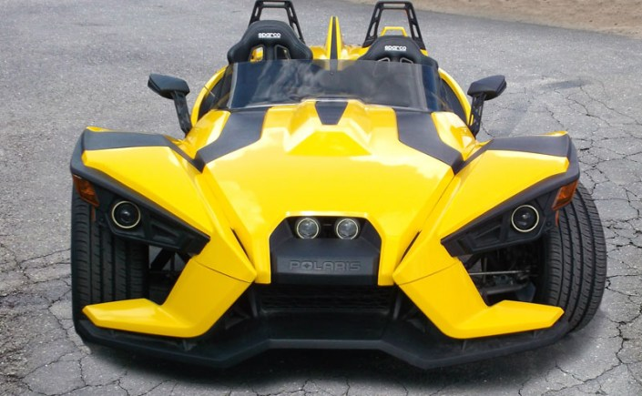 Bright Yellow Slingshot Wrap