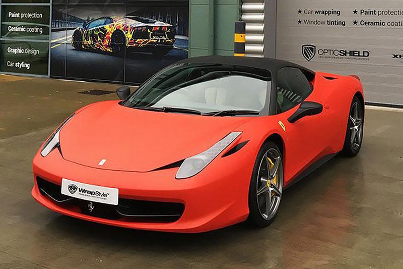 Arlon F1 Racing Red