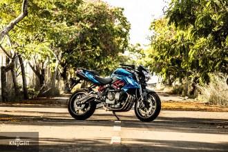 Benelli TNT 600 motorcycle wrap