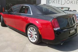 Chrysler 300 Wrap