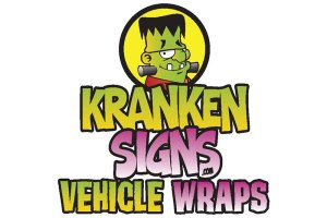 Kranken Signs Vehicle Wraps