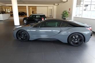 BMW i8 Wrap