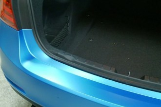 Oracal Matte Blue BMW 328i Wrap