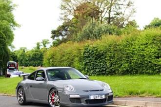 Porsche 911 GT3 Gloss Dark Grey