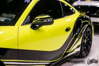 Porsche Turbo S Wrap