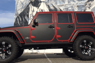Jeep Wraps Wrapfolio