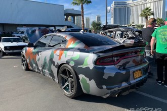 Dodge Wraps Wrapfolio