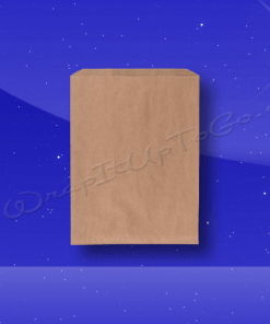 Merchandise-Bags—Natural-Kraft—3×5