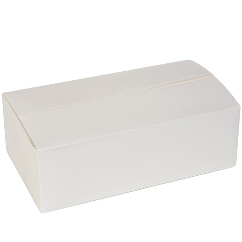 Dixie 964W – White Carryout Carton – Dinner Size 1