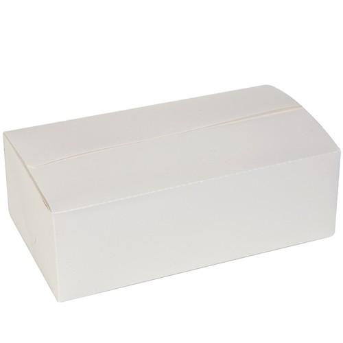 Dixie 964W – White Carryout Carton – Dinner Size 1