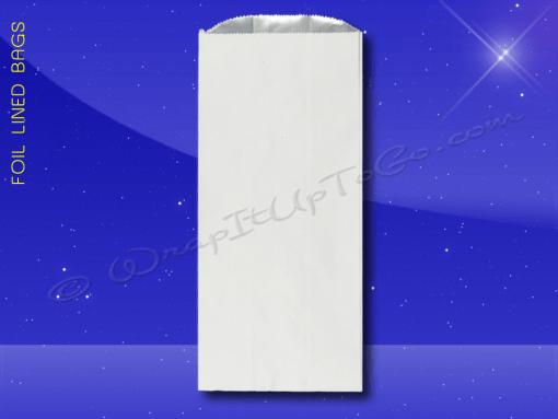 Foil Lined Bags – Quart – 5 x 3-3/4 x 12 – Plain 1