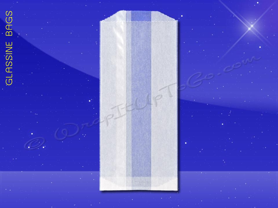 Glassine Bags – 4 x 2-3/4 x 9 – 2 Lb