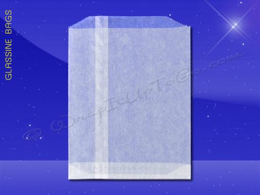 Glassine Bags – 5-3/4 x 7-3/4 – 1 Lb