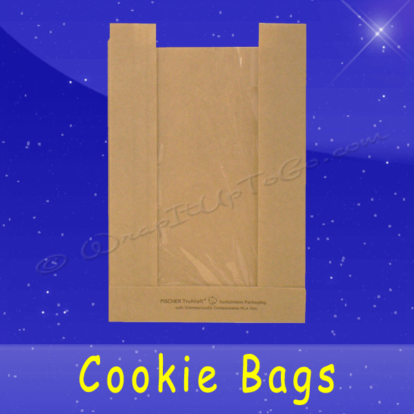 Fischer Paper Products 1122 Cookie Bags