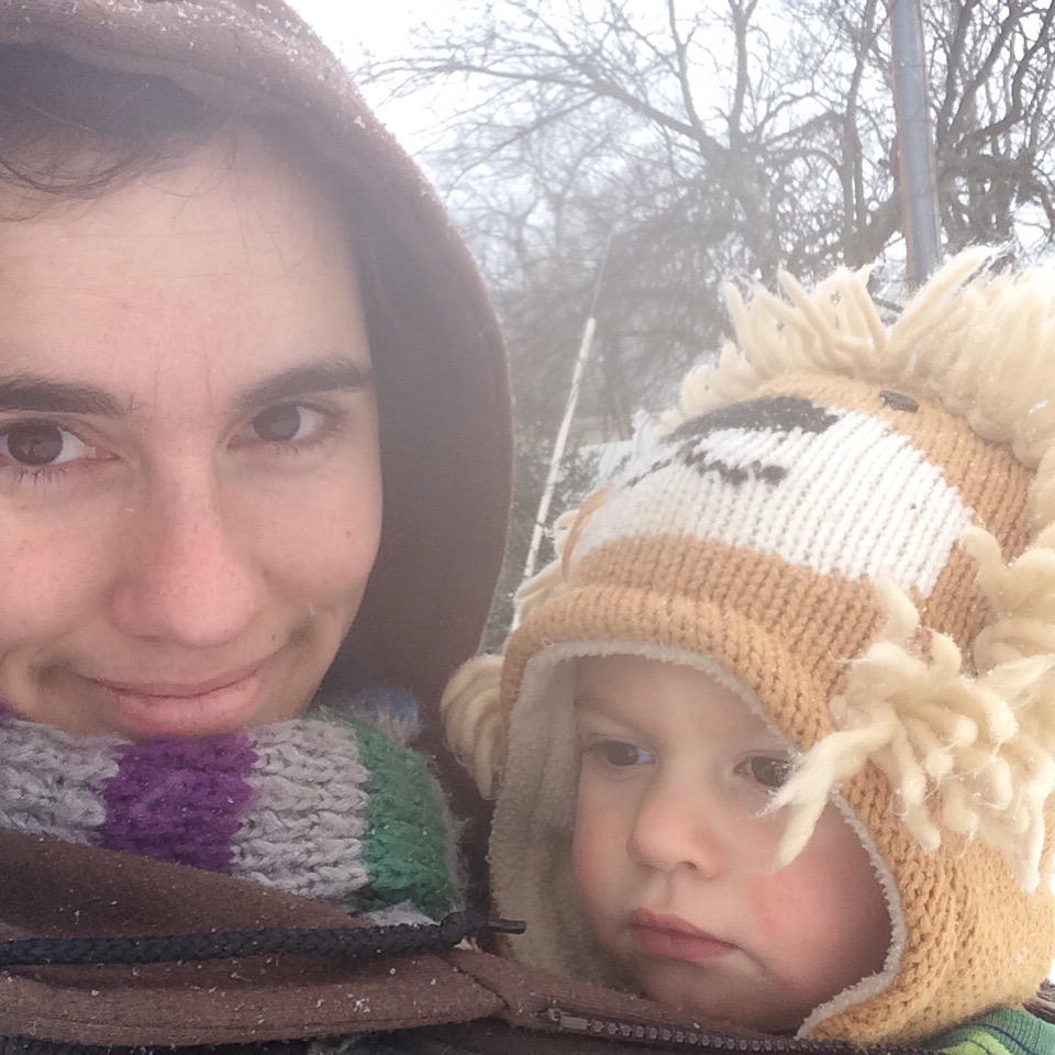 ad64c68e2 Cold Weather Babywearing Tips - Babywearing Educational Blog