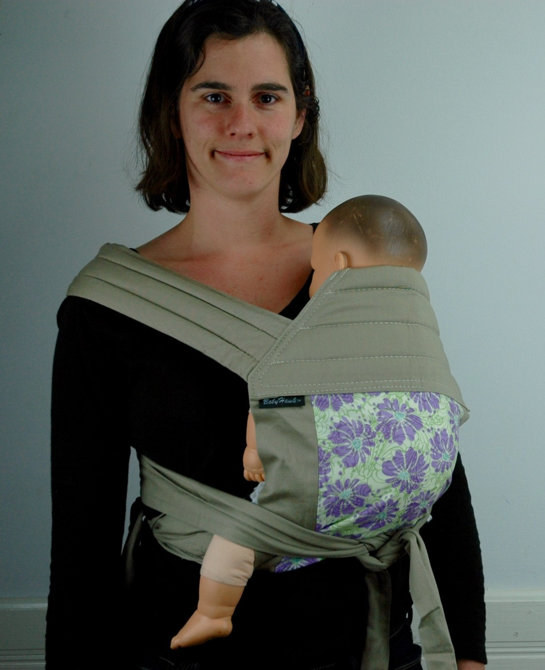 Photo Tutorial Hip Carry In A Meh Dai Babywearing Educational Blog