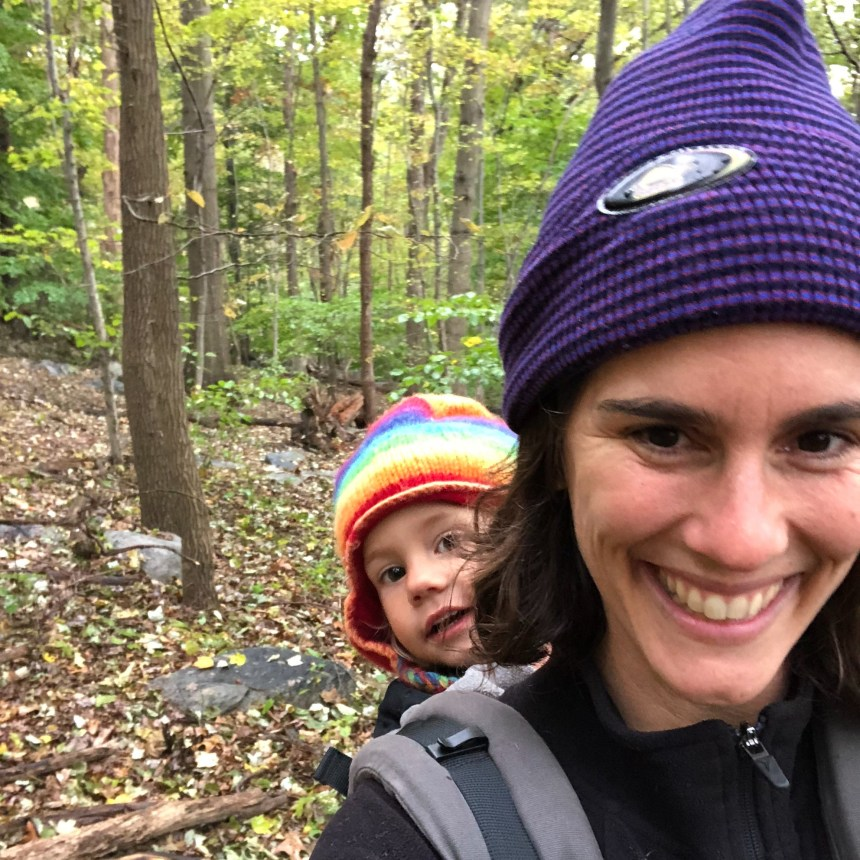 Hiking with Baby in Tow