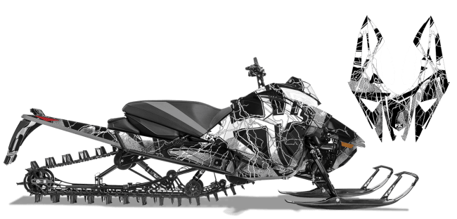 Hard Rain Custom Design for Arctic Cat NEXT-GEN-ASCENDER