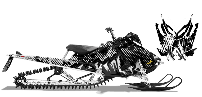 Graphic kits and Wraps for axys-rmk
