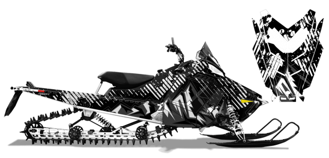 Graphic kits and Wraps for proride-rmk