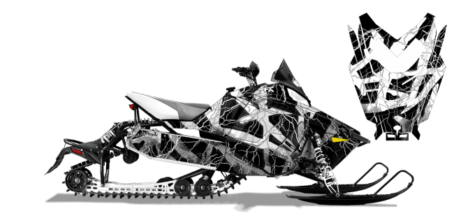 Graphic kits and Wraps for ProRide-Rush-Switchback