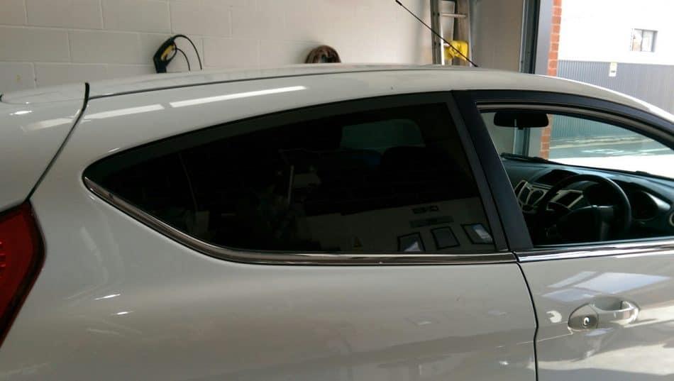 20% Factory Ford Fiesta Window Tints