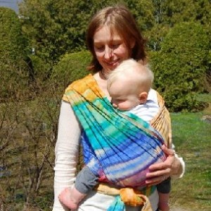 wrapsody breeze baby carrier hope