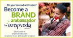 Wrapsody Brand Ambassador Program