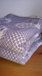Pfau violett - jubi2