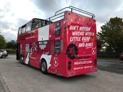 bus wraps manchester