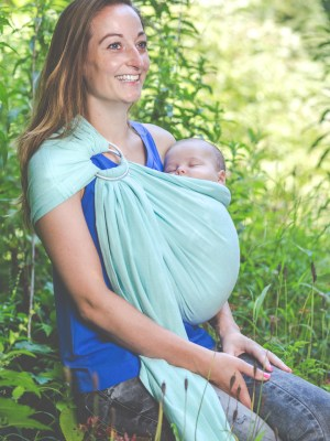 Ringsling Pure Baby Love Mint