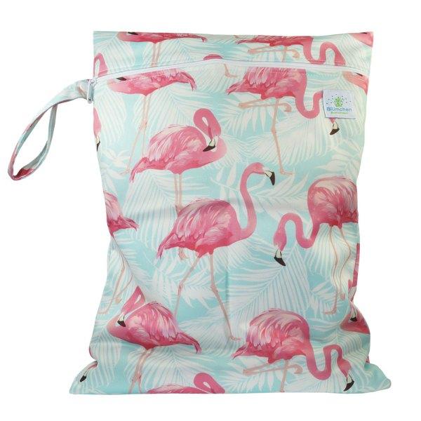 wetbag flamingo