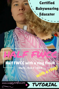 Half FWCC with a ring finish Image