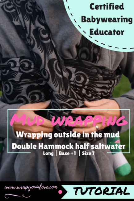 Wrapping outdoors