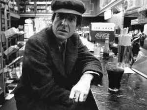 Leonard Cohen: Quotes about Writing