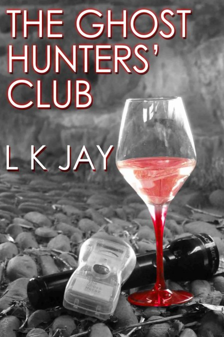 The art of ghost writing: Indie author L K Jay is inspired by paranormal activity