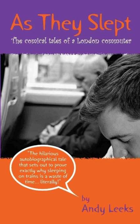 Commuting spawns a self-published bestseller!