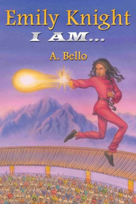 Author A. Bello: writing children's books