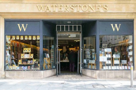 Self-Publishing Advice: How to get your book into Waterstones
