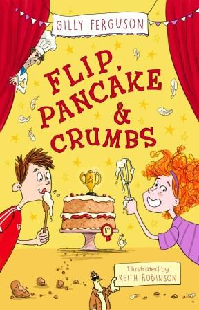 Flip, Pancake & Crumbs