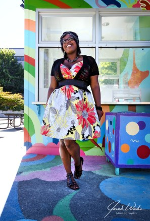 Style Blog 2 at Seattle Center